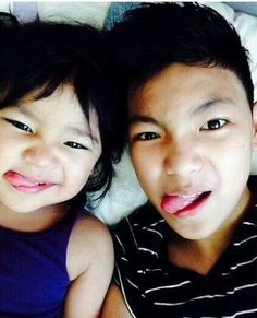 Darren and his lil cute sister Lynelle. Espanto, Cute Sister, Sisters, Celebrity, Places, Celebs, Lugares, Famous People