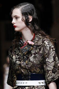 #Prada  #fashion  #Koshchenets   Prada Fall 2016 Ready-to-Wear Accessories Photos - Vogue