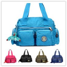 Female Waterproof Nylon Handbag Brand Women Messenger Bags Lady Tote Monkey  Kip Fashion Travel Shoulder Bag sac femme hand bags(China (Mainland)) b9c7fda7de