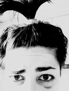 onion hair style:-D