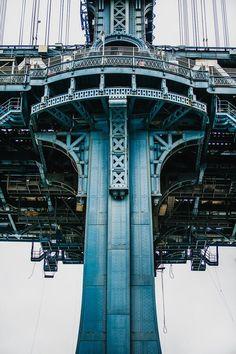 Manhattan Bridge - New York//                                                                                                                                                                                 More