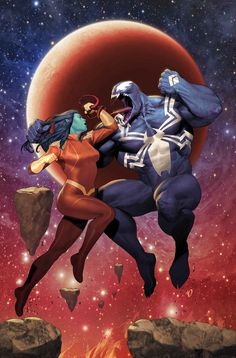Venom: Space Knight #7