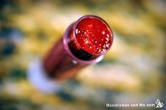 Homemade Fall Leaves Lipstick Recipe (Marie of Humblebee & Me's recipe -- she is a genius!)