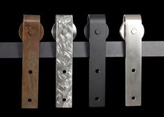 roller door hardware | ... Door Hardware for All Types of Barn Doors. Sliding Barn Door Track