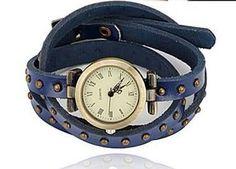 Reloj varias vueltas, un regalo perfecto $40.000   #domicilio #envios #nacionales #colombia #medellin #manizales #cali #pereira #cucuta #armenia #bogota #buga #barranquilla #valledupar #cartagena #barrancabermeja #putumayo En cuero