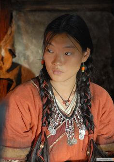 """global-musings: """"Mongolian actress Chuluuny Khulan"""" - The World Poses, Pretty People, Beautiful People, Model Tips, Beauty Around The World, Native American Women, Interesting Faces, World Cultures, People Around The World"""