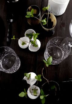 Therese Knutsen | EASTER TABLE SETTING