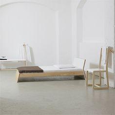 Bett 180 x 200 cm von ellenbergerdesign | MONOQI