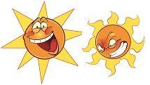 De todos es sabido que el sol es indispensable para la vida.     Tiene efectos beneficiosos sobre nuestro cuerpo proporcionándonos calor, fortaleciendo nuestros huesos gracias a la vitamina D que favorece la absorción de calcio y nos aporta energía y optimismo actuando como eficaz antidepresivo....
