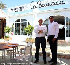 Restaurante La Barraca,  Dehesa de Campoamor, unmarllenodemoda
