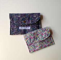 Liberty Tana Lawn pouches