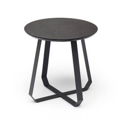 Brayden Studio Valmeyer Cross Legs Coffee Table Table Top Color: Natural, Table Base Color: Black, Size: H x W x D