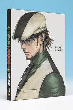 Tiger & Bunny Special Edition Side Tiger [w/ CD, Limited Edition] [Blu-ray] Animation Blu-ray - CDJapan