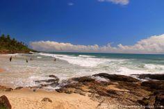 EXPEDIÇÃO ANDANDO POR AÍ...: Quatro praias urbanas e trilha para Prainha, Itaca...