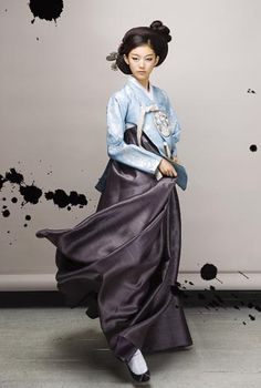 Détail de l'image -Hanbok – 한복 – Korean Traditional Costume | Koreabridge