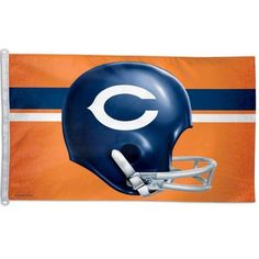 NEW Wincraft NFL Team Chicago Bears 3' x 5' Flag Indoor or Outdoor #ChicagoBears