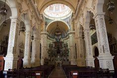 The Beautiful Church of Iglesia San Francisco de Asis in Havana, Cuba    #Cuba #Havana #Travel #Churches