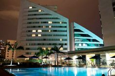Hotel San Fernando Plaza In Medellin The Is Located Medellín