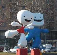 Neve e Gliz - Torino 2006 winter Olympic games