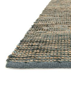 LOLOI Jute & Leather Scatter Rug available at #Nordstrom