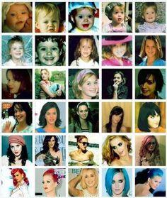 The Bio Pics of Katy Perry!
