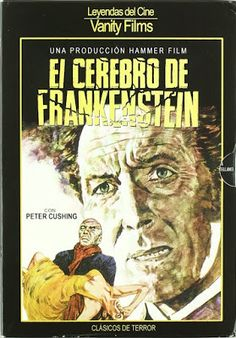 El señor de los bloguiños: El cerebro de Frankenstein (1969) de Terence Fishe...