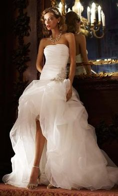 Galina SPK470 wedding dress currently for sale at 41% off retail.