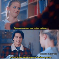 Cole M Sprouse, Riverdale Quotes, Incredible Film, Riverdale Cole Sprouse, Betty And Jughead, Pinterest Memes, Betty Cooper, Stranger Things Netflix, Romantic Movies
