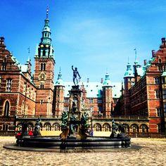 frederiksborg #castle #denmark #copenhagen