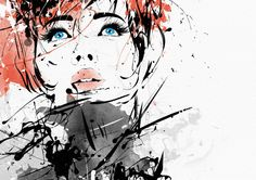 Stock Photo Fashion Illustration