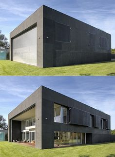 The latest in domestic zombie protection!!!  My future Home!!!  Just incase..you can never be too careful!