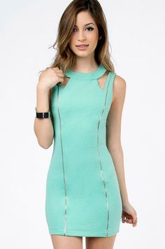 Osiris Cutout Dress ~ TOBI