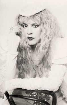 Stevie Nicks. yes, i want stevie hair. but i will settle for kate middleton too.