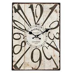 ASDA Tin Wall Clock