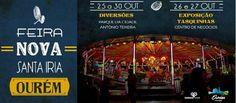 Feira Nova de Santa Iria em Ourém entre 25 e 30 de outubro 2013 | #Portugal | Escapadelas