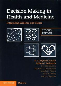 Solutions manual to accompany an introduction to management science decision making in health and medicine integrating evidence and values fandeluxe Image collections