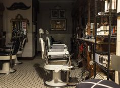 Barber York Pa : Barber Shops and Barbers on Pinterest Barber Shop, Barber Chair and ...