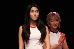 AOA - Kim SeolHyun & Park ChoA