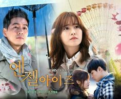 Angel eyes - The end 20 episode Cast Lee Sang Yoon, kyu Hye Sun, Kang Ha Neul and also Seungri (Bigbang).