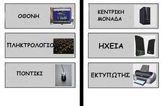 Γωνιά υπολογιστή - Κανόνες και καρτέλες Tech, Phone, Technology, Telephone, Mobile Phones, Tecnologia