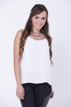 www.bonabella.com.co Blouse, Long Sleeve, Sleeves, Tops, Women, Fashion, November, Blouse Band, Moda