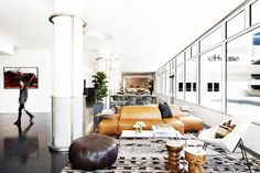 Tour an Insanely Cool Office in Hollywood via @MyDomaine