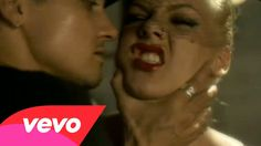 P!nk - Trouble. Just a friendly reminder that Jeremy Renner (Hawkeye) was in a Pink music video, rocking some major guy liner.