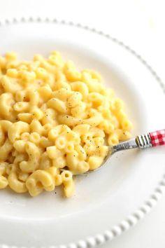 creamy cheesy mac and cheese recipe @createdbydiane