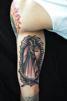 guadalupe  nagamoa  tattoo