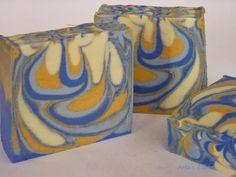 El arte del jabón: ¿Cómo se hace el jabón?. Remolinos, marmolados y más