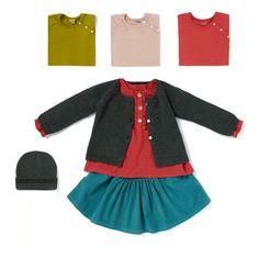 L Look Bonton Little Girl Fashion, Boy Fashion, Fashion Outfits, Kids Outfits, Cool Outfits, Kids Wardrobe, Kid Styles, Kids Wear, Cute Kids