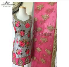 Punjabi Suit by Luxie Couture