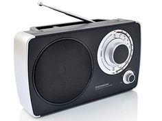 Thomson RT240 – Radio portátil - http://vivahogar.net/oferta/thomson-rt240-radio-portatil/ -