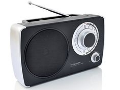 Thomson RT240 – Radio portátil - http://vivahogar.net/oferta/thomson-rt240-radio-portatil/ -